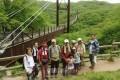 京都・東和分会でハイキング