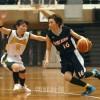 〈バスケ選手権〉前回覇者を破り栄冠