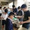 西大阪支部、初の「朝青給食」/南大阪初級で