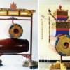 〈民族楽器のルーツをたどる・ウリナラの楽器 12〉建敲(コンゴ)、踞虎(ロゴ)、晉鼓(チンゴ)、雷鼗(ルェド)