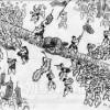 〈朝鮮の風物・その原風景 17〉綱曳き戯