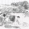 〈朝鮮の風物・その原風景 19〉洗濯場