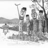 〈朝鮮の風物・その原風景 4〉チャンスン
