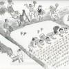 〈朝鮮の風物・その原風景 6〉トゥレ(集落相互扶助組織)