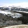 〈朝鮮名峰への旅 11〉雪原をヘッドランプの明かりと山スキーで進む
