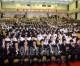朝大学舎竣工50周年記念集会、大学事業を新たな高い段階に