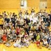 ウリトンムと思いっきり遊ぶ/東北6県青商会 「みちのくKKフェスタ」開催
