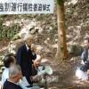 足尾朝鮮人強制連行犠牲者追悼式/日朝市民60人が参加