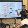 子どもたちのより主体的な学習をめざし/第1回ICT指導員講習