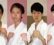 在日同胞選手4人が朝鮮代表として出場/アジア空手道選手権大会
