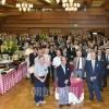 朝鮮会館で建国67周年祝賀宴