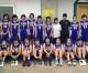 関東の中級部男女バスケ選抜、日本のリーグ戦に初出場