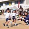 園児倍増の喜びにあふれ/奈良朝鮮幼稚班・同胞運動会