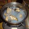 〈朝鮮紀行《食》 17〉金剛山での出来事(1)貝類