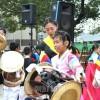 盛り上げに同胞が一役/東大阪国際交流フェスタ、約7000人で盛況