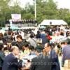 埼玉初中文化祭&バザー、日本の市民ら約1000人でにぎわう