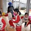 親子で楽しく豆まき/女性同盟広島子育て支援部「アイプロ」