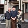 """〈東日本大震災から5年〉""""同胞社会の心強さ感じる""""/老舗の味を郡山で"""