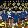 奈良の同胞、日本人士らが祝福/運営再開後、初卒園式