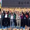 朝大創立60周年記念大祝祭/心を一つに「創立100周年」へ