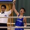 激戦区制しインターハイ出場へ/神戸朝高の裵聖和選手、ボクシング県予選で優勝
