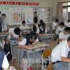 「外国人の子どもの人権部会」の弁護士/大阪の朝鮮学校で授業参観、懇談会