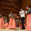 民族音楽への一途な思い/民楽25周年記念公演、500人で盛況