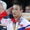 〈リオ五輪〉体操男子・跳馬でリ・セグァン選手が金メダル