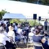 〈関東大震災93周年〉東京・荒川河川敷で追悼式