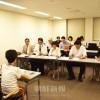 朝鮮学校に対する「調査」、即時撤回を/日本の人士らが文科省で要請活動