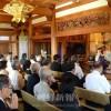 〈関東大震災93周年〉デマが人を突き動かす、真実見つめる努力を/群馬・成道寺