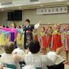 北九州初級・福岡朝鮮歌舞団による敬老公演