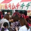 役員が団結し存在をアピール/朝青東京・板橋支部、区民まつりに出店