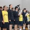 新しい時代へのスタートライン/山口初中創立60周年記念祝典