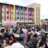 100周年への歩みをみんなで/尼崎初中創立70周年記念「愛校祭・大同窓会」