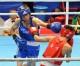 大阪朝高の李脩平選手がTKO勝ち/「国体」ボクシング初戦で