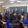 東京人権協会、朝鮮学校で法教育実施/「真実を探し出す力を」