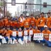 朝鮮学校の存在アピール/茨城朝高生全員がマラソン大会に参加