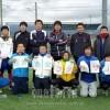 長野・中南信地域青商会が主催、朝・日親善フットサル大会