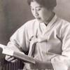 〈ウーマン・ヒストリー 22〉近代女性東洋画家/鄭燦英