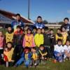 ピッチに広がる夢と希望/同胞Jリーガーが集結、愛知でふれあいサッカー