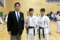 栃木初中中級部2年生、全国道場選抜空手道大会で3位/目指すは五輪出場