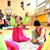 【写真特集】新年の餅つき、民俗遊び体験/南武初級