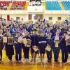 東京第2、西東京第2が各グループ優勝/関東初級部ソフトバレーボール大会、黄秀京選手も参加