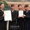 県で金賞、中国大会進出/広島初中高吹奏楽部、アンサンブルコンテストで