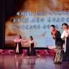 祖国の愛は温かく/在日朝鮮学生少年芸術団、迎春公演に参加