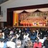 明るい学校を築いていこう/横浜初級創立70周年記念式典