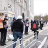 「百折不屈」の精神で抗議/大阪府庁前「火曜日行動」