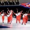 〈札幌アジア大会〉朝鮮選手団が開会式に参加/同胞100人が歓声送る