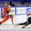〈札幌アジア大会〉ショートトラック/男子5000mリレー準決勝進出